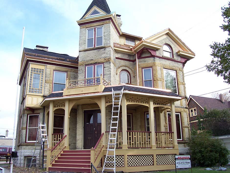 Exterior House Remodel Waukesha