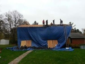 House Re-Roofing Waukesha