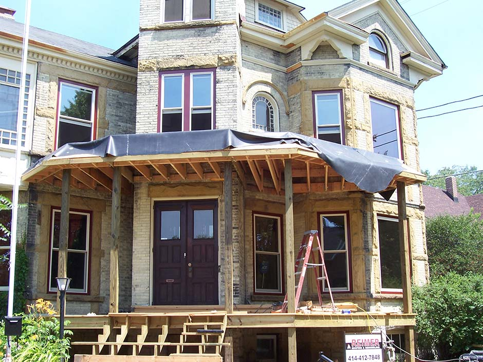 Exterior Home Remodeling Company Waukesha
