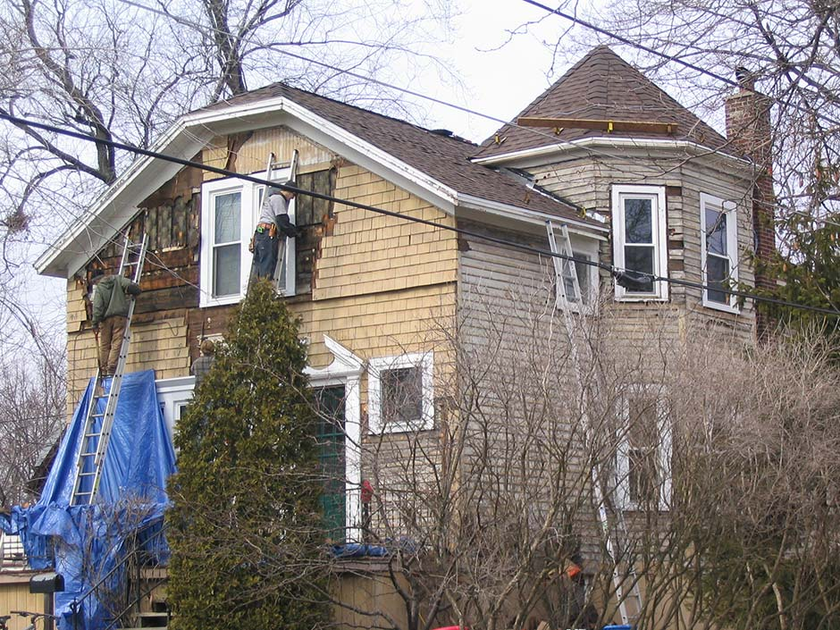 Siding Replacement Service New Berlin WI