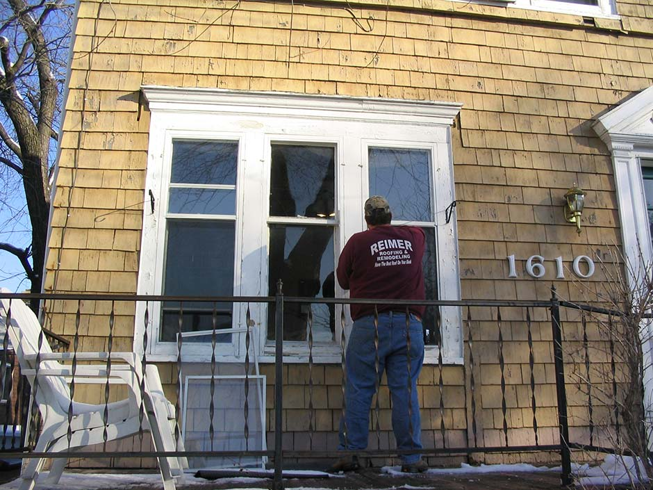 Window Frame Replacement New Berlin